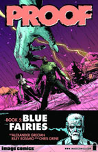 Image: Proof Vol. 05: Blue Fairies SC  - Image Comics