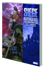 Image: Siege: Avengers - Initiative SC  - Marvel Comics