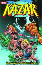 Image: Ka-Zar by Mark Waid & Andy Kubert Vol. 01 SC  - Marvel Comics