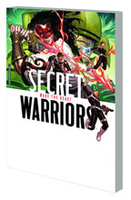 Image: Secret Warriors Vol. 03: Wake the Beast SC  - Marvel Comics