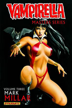 Image: Vampirella Masters Series Vol. 03: Mark Millar SC  - D. E./Dynamite Entertainment