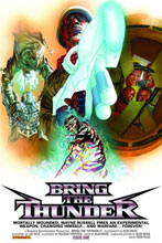 Image: Bring the Thunder #1 - D. E./Dynamite Entertainment