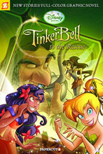 Image: Disney Fairies Vol. 04: Tinker Bell to the Rescue SC  - Papercutz