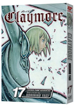 Image: Claymore Vol. 17 SC  - Viz Media LLC