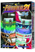 Image: Eyeshield 21 Vol. 34 SC  - Viz Media LLC