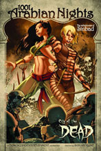 Image: 1001 Arabian Nights: Adv. of Sinbad Vol. 02: City of the Dead SC  - Zenescope Entertainment Inc
