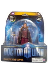 Image: Doctor Who: 11th Doctor Action Figure Wave 03 - Francesco the Vampire  -