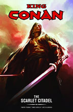 Image: King Conan Vol. 01: The Scarlet Citadel SC  - Dark Horse