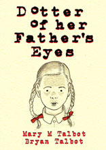 Image: Dotter of Her Father's Eyes HC  - Dark Horse