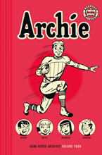Image: Archie Archives Vol. 04 HC  - Dark Horse