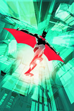 Image: Batman Beyond: Industrial Revolution SC  - DC Comics