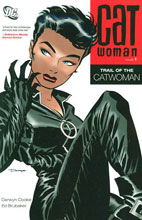 Image: Catwoman Vol. 01: Trail of the Catwoman SC  - DC Comics