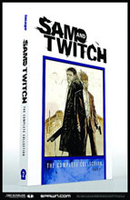 Image: Sam & Twitch Complete Collection Vol. 02 HC  - Image Comics