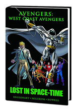 Image: Avengers: West Coast Avengers - Lost in Space-Time HC  - Marvel Comics