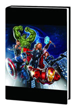 Image: Avengers: The Heroic Age HC  (Movie cover) - Marvel Comics