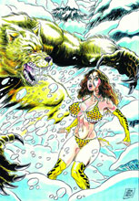 Image: Cavewoman: Feeding Grounds #1 - Amryl Entertainment