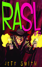 Image: Rasl #13 - Cartoon Books