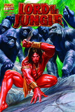 Image: Lord of the Jungle #1 - D. E./Dynamite Entertainment