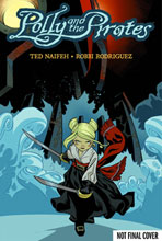 Image: Polly & the Pirates Vol. 02: Mystery of the Dragon-Fish SC  - Oni Press Inc.