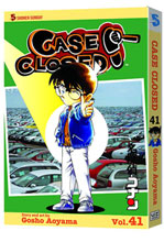 Image: Case Closed Vol. 41 SC  - Viz Media LLC