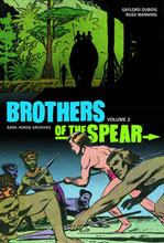 Image: Brothers of the Spear Archives Vol. 02 HC  - Dark Horse Comics