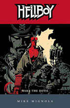 Image: Hellboy Vol. 02: Wake the Devil SC  - Dark Horse Comics