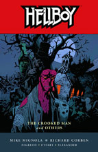 Image: Hellboy Vol. 10: Crooked Man & Others SC  (new printing) - Dark Horse Comics