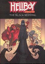 Image: Hellboy Animated Vol. 01: Black Wedding SC  - Dark Horse Comics