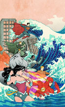 Image: Justice League #15 (variant Billy Tucci cover) - DC Comics