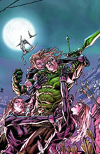 Image: Green Arrow Vol. 02: Triple Threat SC  - DC Comics