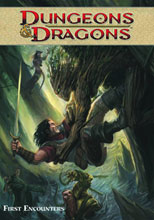 Image: Dungeons & Dragons Vol. 02: First Encounters SC  - IDW Publishing
