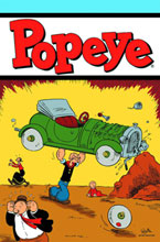 Image: Popeye Vol. 01 SC  - IDW Publishing