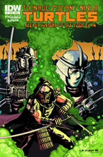 Image: Teenage Mutant Ninja Turtles: The Secret History of the Foot Clan #1 - IDW Publishing