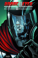 Image: Snake Eyes and Storm Shadow SC  - IDW Publishing