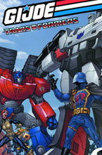 Image: G.I. Joe / Transformers Vol. 02 SC  - IDW Publishing
