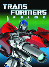 Image: Transformers: Prime Season 2 Vol. 01 SC  - IDW Publishing