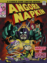 Image: Angora Napkin Vol. 02: Harvest of Revenge HC  - IDW Publishing