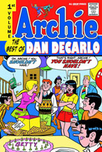 Image: Archie: Best of Dan DeCarlo Vol. 01 SC  - IDW Publishing