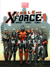 Image: Cable and X-Force #1 (Now) - Marvel Comics