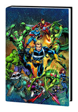 Image: Avengers Assemble by Brian Michael Bendis HC  - Marvel Comics