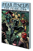 Image: Fear Itself: The Fearless SC  - Marvel Comics