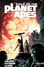 Image: Exile on the Planet of the Apes SC  - Boom! Studios