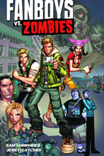 Image: Fanboys vs. Zombies Vol. 01 SC  - Boom! Studios
