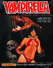 Image: Vampirella Archives Vol. 06 HC  - D. E./Dynamite Entertainment