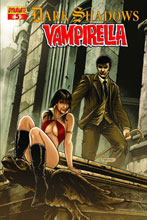 Image: Dark Shadows / Vampirella #5 - D. E./Dynamite Entertainment