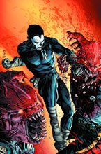Image: Shadowman #2 (Zircher cover) - Valiant Entertainment LLC