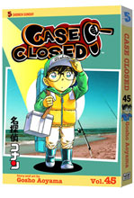 Image: Case Closed Vol. 45 SC  - Viz Media LLC