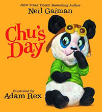 Image: Chu's Day HC  - Harper Collins Publishers