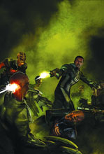 Image: Mass Effect: Foundation #6 - Dark Horse Comics