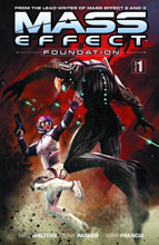 Image: Mass Effect: Foundation Vol. 01 SC  - Dark Horse Comics